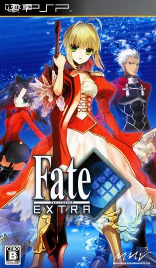 7.22——《fate/extra》发售